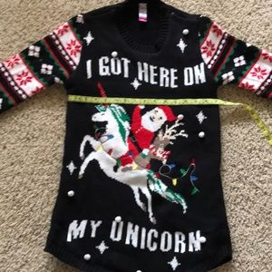 Sweaters - Light up ugly Christmas sweater